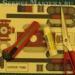 Как сделать механическую игрушку в домашних условиях