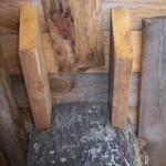 Доски каркаса столешницы стола