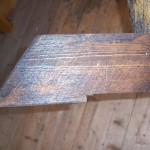 Опорная площадка ножки стола