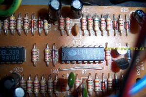 Микросхема DBL494