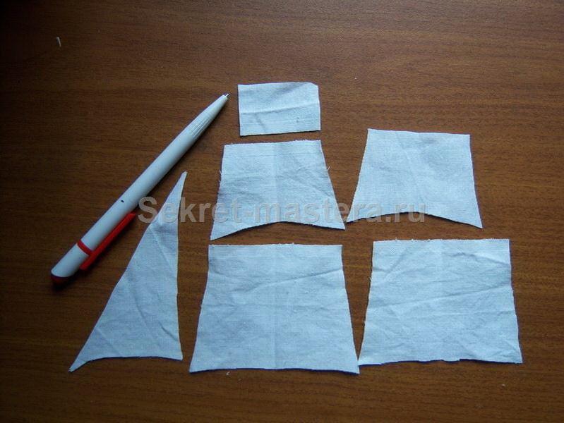 Как сделать парус из ткани