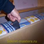 Петля вытягивания кровати