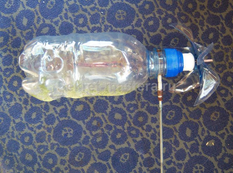 Самоделки из бутылок своими руками