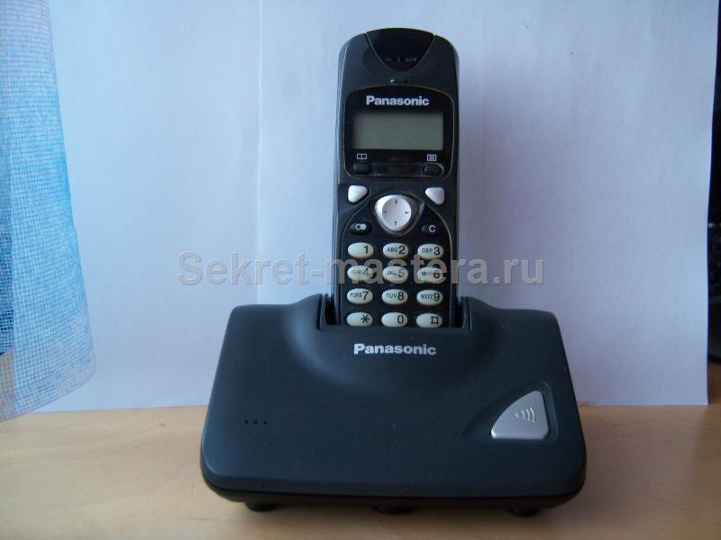Телефон Panasonic КХ - донор