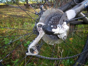 Ремонту горного велосипеда своими руками