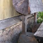 Столбы спинки