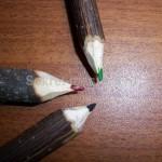 Самодельные карандаши