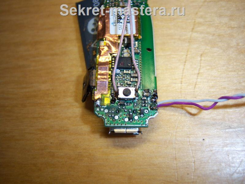 ретро Bluetooth гарнитура из старого телефона своими руками