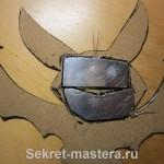 Ночник веселая летучая мышь на Хэллоуин