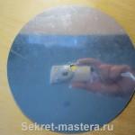 Пластмассовое зеркало