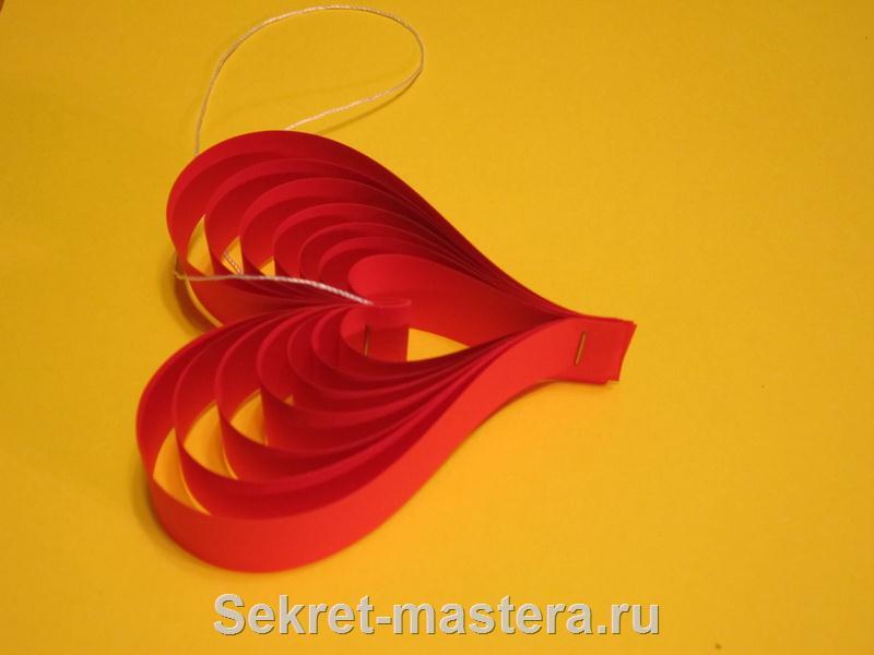Фото объемная игрушка на елку своими руками