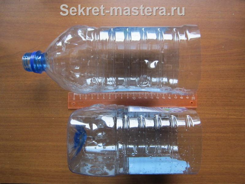 Как сделать кормушку из бутылки 2 литра фото 943