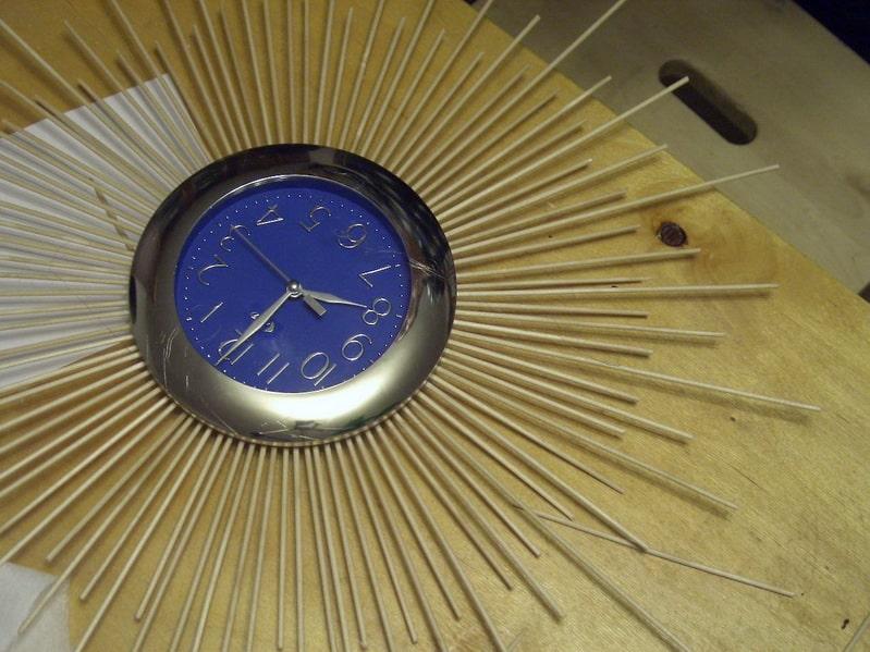 Часы солнце своими руками