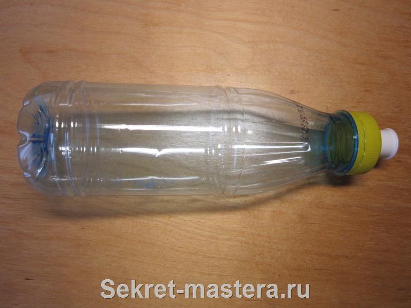 Пластиковая бутылка карандашница своими руками фото 990