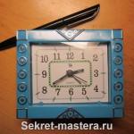 Часы - донор механизма