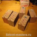 Колонки коробков