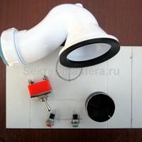 Детали корпуса радиоприемника