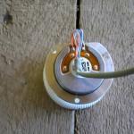 Припаяны провода