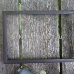 Рамка освобождена от стекла