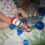 Самодельная игрушка для детей