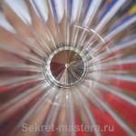 Коническое зеркало рассеивателя