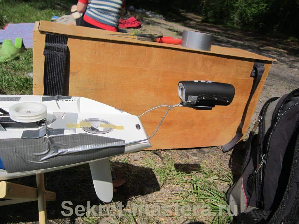 Радиоуправляемая яхта своими руками фото 677