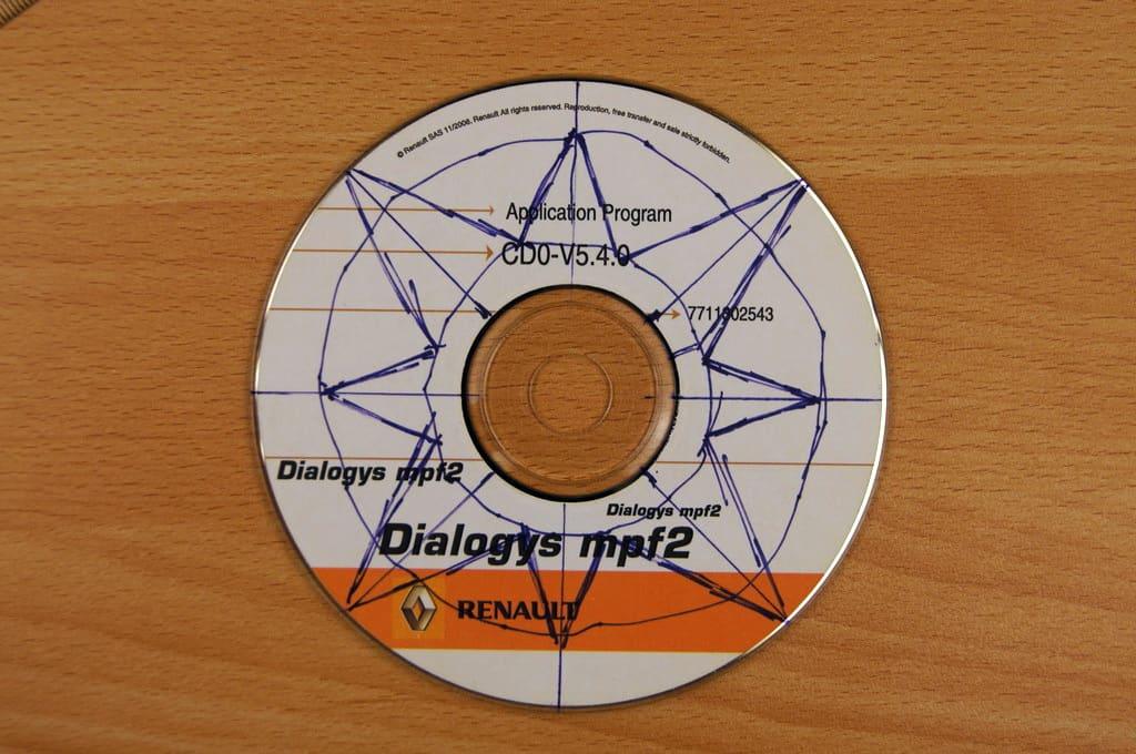 Елка из cd дисков своими руками