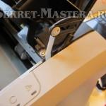 Шток крышки принтера