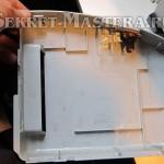 Защелки боковой стенки принтера с кнопками