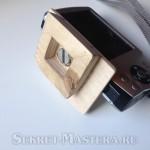 Закрепляем фотоаппарат на самодельной площадке