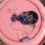 Проверка работы схемы и исправности радиодеталей робота