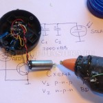 Изготовление колеса привода робота