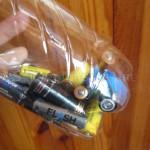 Батарейки ждут утилизации