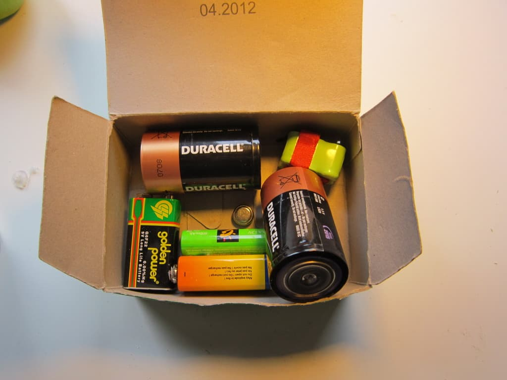 Поделки на батарейках своими руками