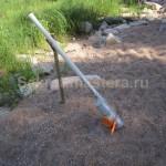 Газовая пушка Apple Gun
