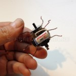 Игрушка паук с питанием от батареи 12 Вольт