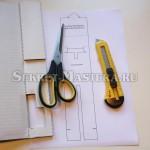 Инструмент для изготовления подставки для iPhone