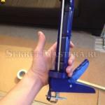 Строительный пистолет для клея