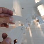 Рисуем мордочки на заготовках деревянной игрушки