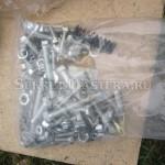 Метизы для сборки бетоносмесителя