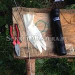 Материалы и инструмент для изготовления индикатора уровня воды