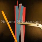 Материалы и инструменты для гирлянды
