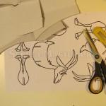 Печатаем заготовку козы