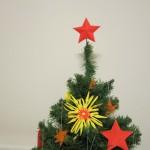 Звезда на елке