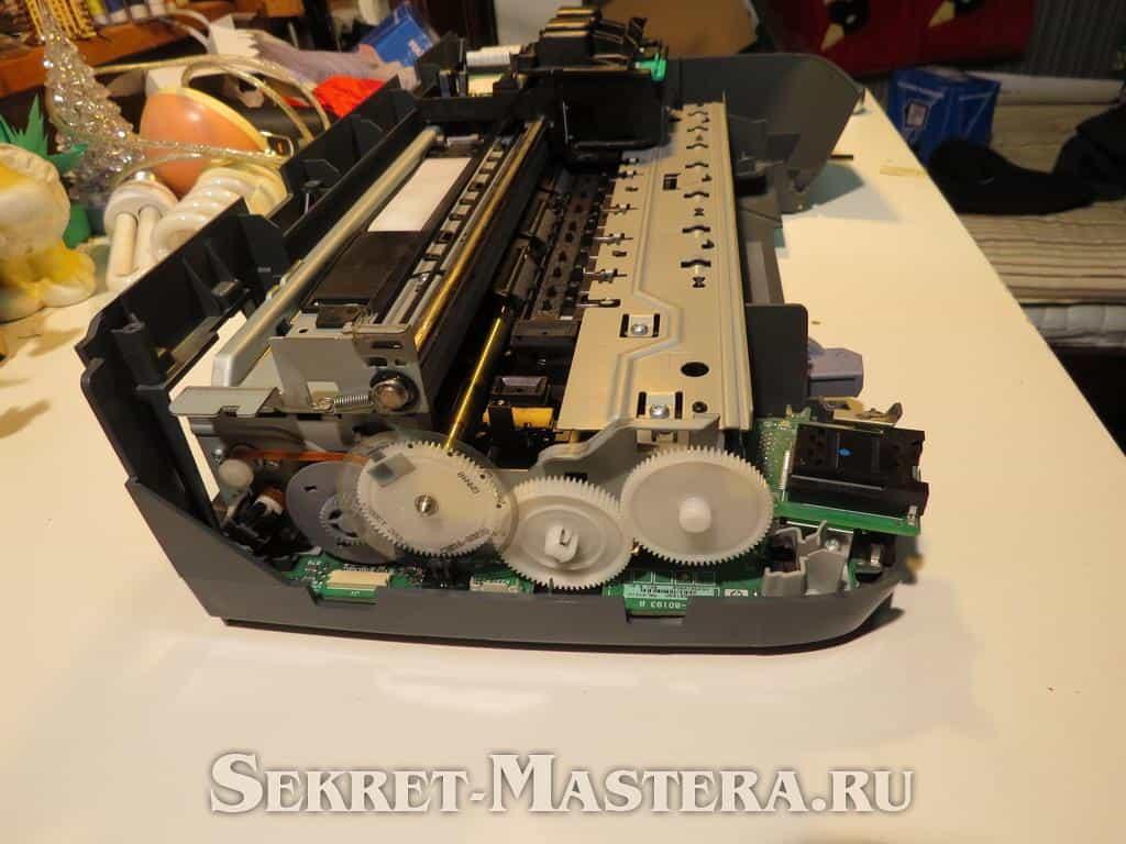 Редуктор принтера HP 2573