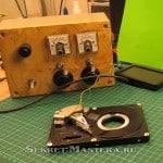 Эксперимент с HDD