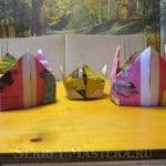 Короны из бумаги