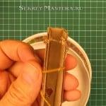 Планка для магнита стерео колонки