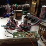 Проверка работы лампового стерео УНЧ