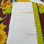 Листы шабона деталей планера